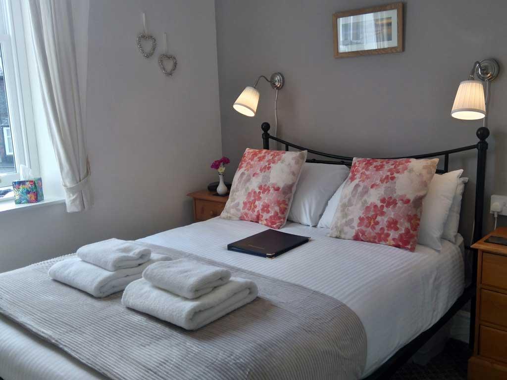 Accommodation - double en-suite